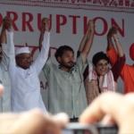 Anna Hazare Akhil Gogoi Kiran Bedi
