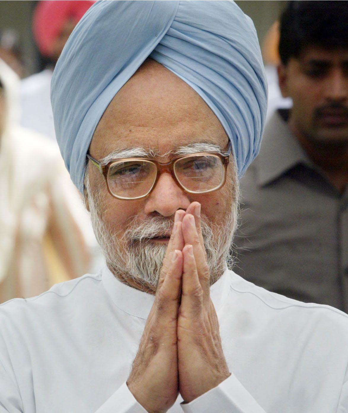 this is india s prime minister he is 80 years old he is the 13th