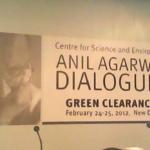 Raising Anti-Dam Voices in New Delhi