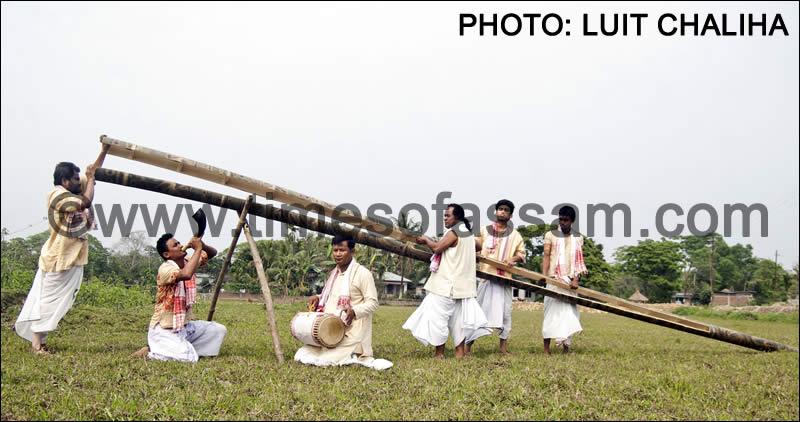 Unique Bihu Instrument