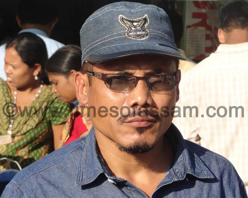 ULFA leader Amar Singh alias Arup Konwar