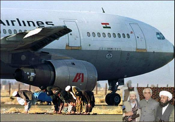 Kandahar Plane Hijack