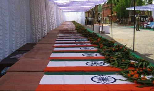Kargil War Coffin Scandals