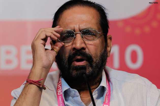 Suresh Kalmadi CWG Scam 2010