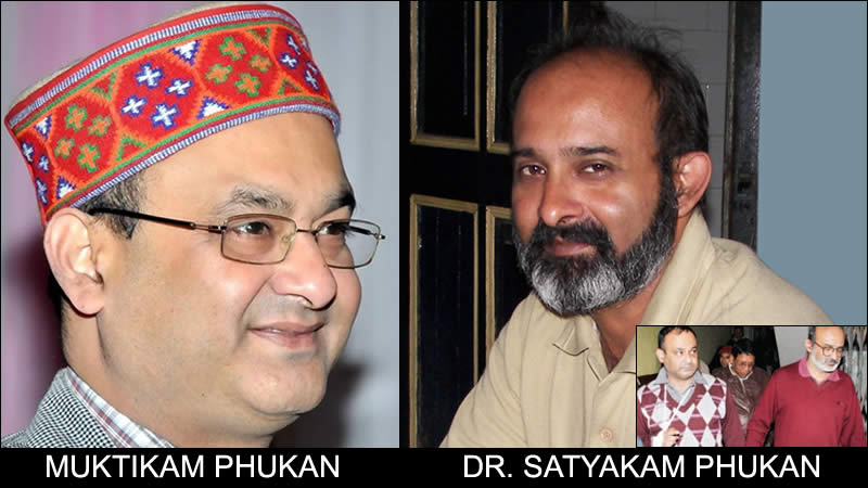Dr Satyakam Phukan & brother Muktikam Phukan arrested for murder
