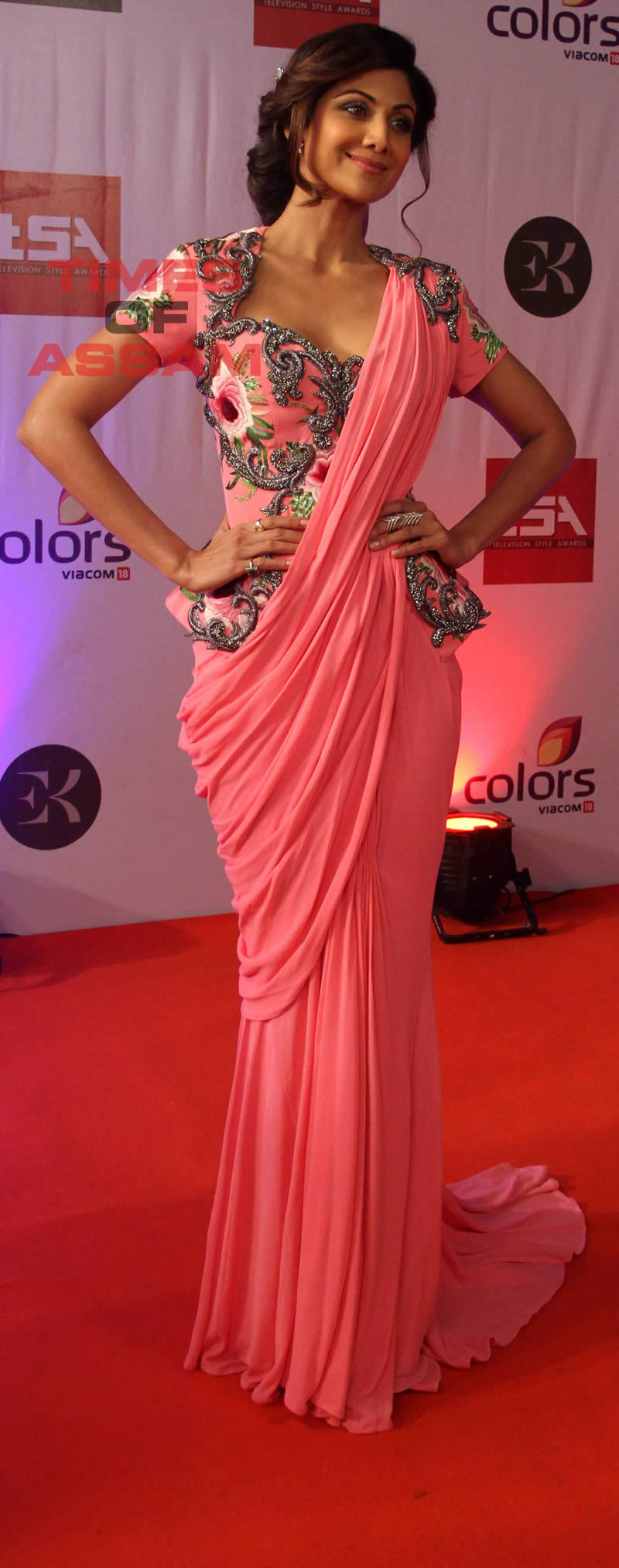 Shilpa Shetty Television Style Awards