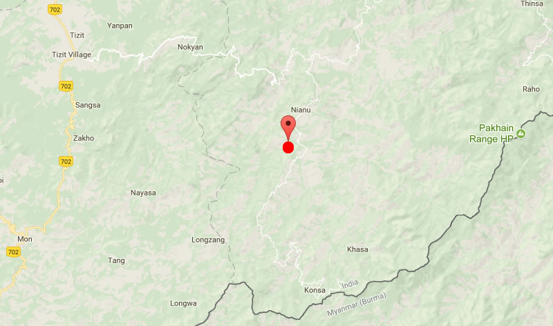 NSCN(K) attacks Indian Army camp in Longding, Arunachal Pradesh